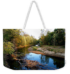 Twisted Creek Weekender Tote Bag