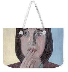 Worry  Weekender Tote Bag