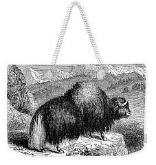 YAK Weekender Tote Bag by Granger