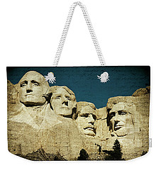 150 Years Of American History Weekender Tote Bag by Lana Trussell