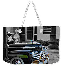 1940s Ford Out Of The Past Weekender Tote Bag