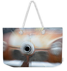 1951 Studebaker Abstract Weekender Tote Bag