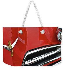 1953 Studebaker Champion Weekender Tote Bag by Bill Owen