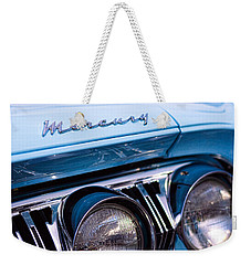 Weekender Tote Bag featuring the photograph 1964 Mercury Park Lane by Gordon Dean II