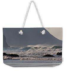 Porthtowan Cornwall Weekender Tote Bag