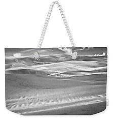 Land Meets Sky Weekender Tote Bag