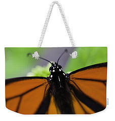 Monarch Weekender Tote Bag