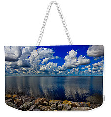 Mother Natures Beauty Weekender Tote Bag by Doug Long