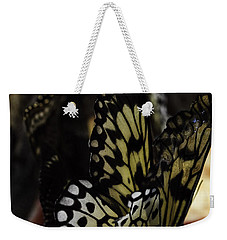 Paper Kite Butterfly Weekender Tote Bag