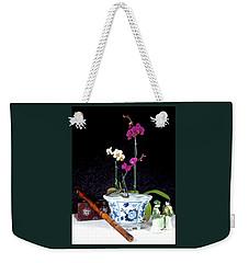 Rendezvous Weekender Tote Bag by Elf Evans