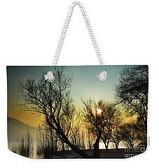 Sunlight Between The Trees Weekender Tote Bag