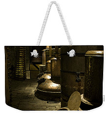 Weekender Tote Bag featuring the photograph Tequilera No. 1 by Lynn Palmer