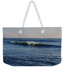 Surfers Make The Ocean Better Series Weekender Tote Bag