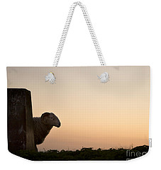 The Lamb Weekender Tote Bag