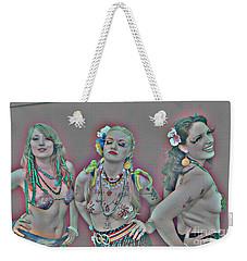 Mermaid Parade 2011 Coney Island Weekender Tote Bag