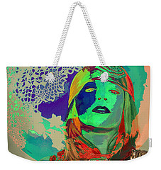 70's World Weekender Tote Bag