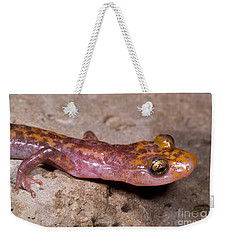 Cave Salamander Weekender Tote Bag by Dante Fenolio