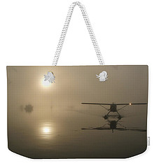 Weekender Tote Bag featuring the photograph A Bad Day For Flying  by Mark Alan Perry