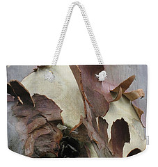 A Bark In Time Weekender Tote Bag
