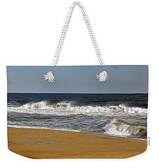 A Brisk Day Weekender Tote Bag by Sarah McKoy