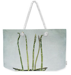 A Bunch Of Asparagus Weekender Tote Bag
