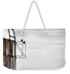 A Change Is Coming Weekender Tote Bag by Angie Rea