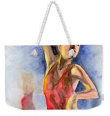 A Flamenco Dancer  2 Weekender Tote Bag