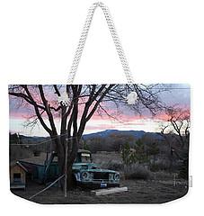 A Life's Story Weekender Tote Bag