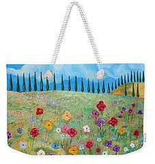 A Peaceful Place Weekender Tote Bag by John Keaton