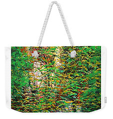A Peaceful Place Poster Weekender Tote Bag
