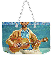 A Sad Song Weekender Tote Bag by John Keaton