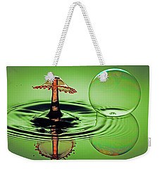 A Splash And A Bubble Weekender Tote Bag