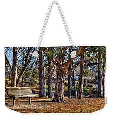 A Walk In The Park Weekender Tote Bag by Doug Long