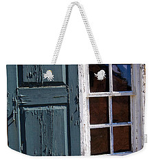 A Window Into The Past Wipp Weekender Tote Bag