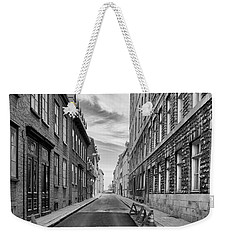 Abandoned Street Weekender Tote Bag by Eunice Gibb