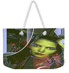 About Art Streetart Weekender Tote Bag