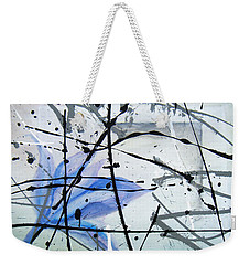 Abstract Impressionist Weekender Tote Bag