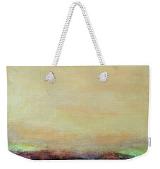 Abstract Landscape - Rose Hills Weekender Tote Bag