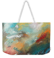 Abstract No 1 Weekender Tote Bag