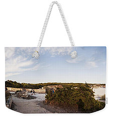 Access To The Beach Of Es Trenc Weekender Tote Bag