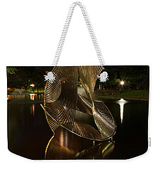After Dark Weekender Tote Bag