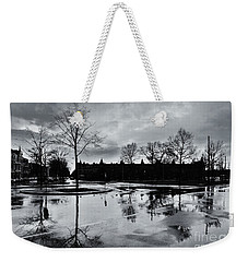 Den Haag After The Rain Weekender Tote Bag