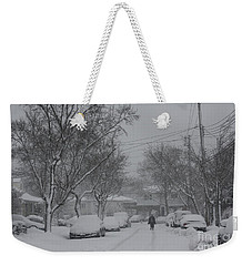 Weekender Tote Bag featuring the photograph After The Storm by Dora Sofia Caputo Photographic Art and Design