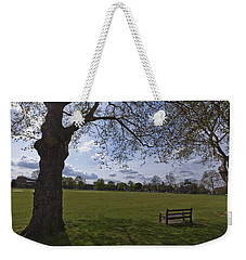 Afternoon Kew Weekender Tote Bag by Maj Seda