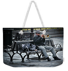 Afternoon Music Weekender Tote Bag