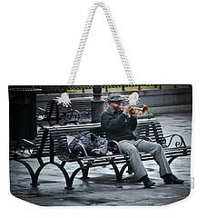 Afternoon Music Weekender Tote Bag