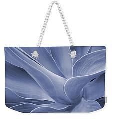 Agave In Blue Weekender Tote Bag