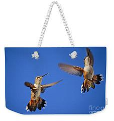 Air Dance Weekender Tote Bag