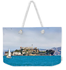 Alcatraz - San Francisco Weekender Tote Bag