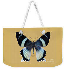 Alcides Agathyus Butterfly Weekender Tote Bag